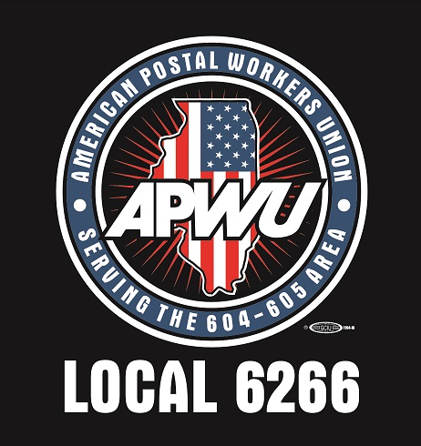 Apwu 604 605 area local 6266 home for Area 604